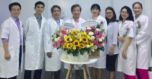 Đội ngũ Bác sĩ uy tín đầu ngành