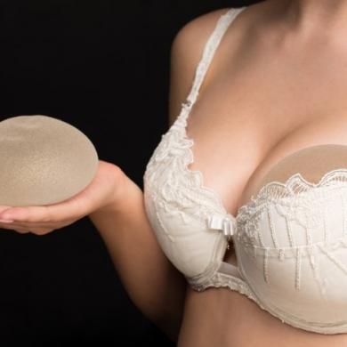 Thẩm mỹ ngực - Nâng ngực nội soi